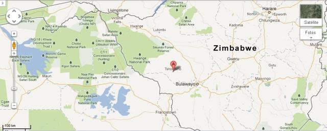 Tsholotsho, Zimbabue